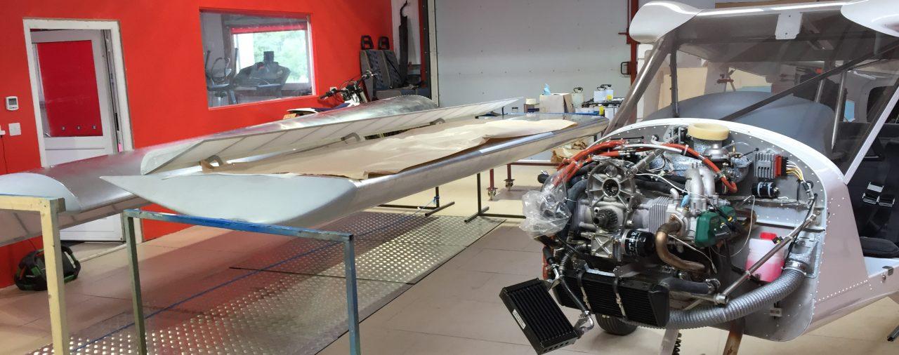New workshop - New Vixxen