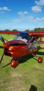 New A32 Vixxen Demonstrator.