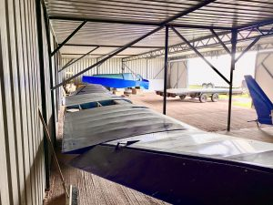 Looking for an Aircraft hanger?
